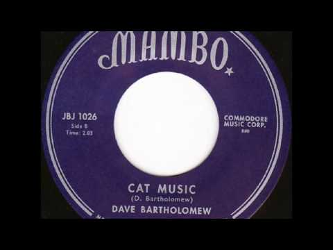 Fats Domino - (Dave Bartholomew session) - Cat Music, August 13, 1954