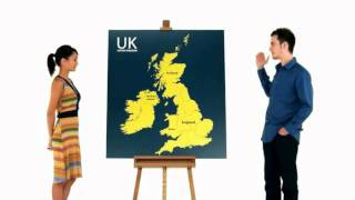 How to understand the difference between the UK and Great Britain | Learn English | British Council