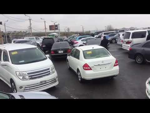 для тех кто думает, что на рынке Еревана в Армении мало нововвезенных авто, 6 апреля 2019 г