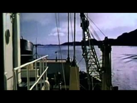 MSTS Arctic Shipping Operations 1950 to 1957 United States Navy Educational Documentary