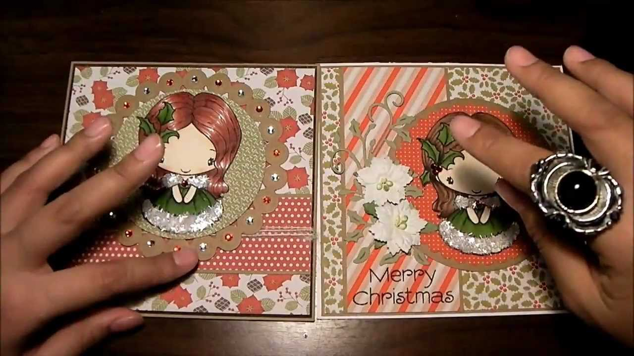 Long Overdue) Christmas Cards featuring The Greeting Farm Holiday ...