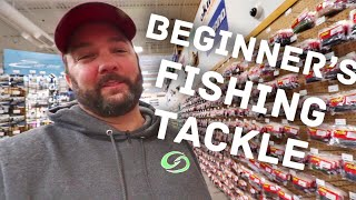 Bass Fishing For Begiฑners - What Lures and Tackle do You Buy First - How to Fish