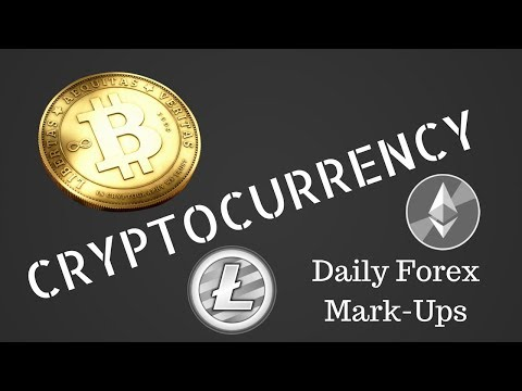 Crypto Currency Daily Mark Up! Bitcoin, Ethereum, & Litecoin