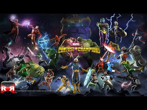Marvel Contest of Champions - iOS / Android - Worldwide Release Gameplay Video