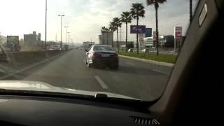 MERCEDES-BENZ CL 65 AMG vs. BMW M3 E92 part 1