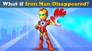 What if Iron Man Disappeared? + more videos   #aumsum #kids #science #education #children