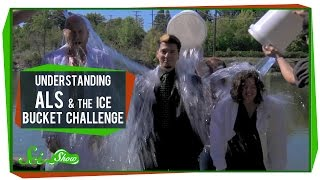 Understanding ALS & SciShow News Takes the Ice Bucket Challenge