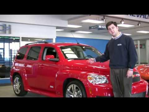 New 2009 Chevy Hhr Cincinnati Review Jeff Wyler Youtube