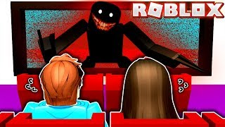 We Went To A CURSED Cinema! (Roblox)