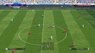 eFootball Pes 2020 CUSTOM PATCH Ps3 - GAMEPLAY HD 60fps