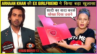 Arhaan Khan Is A FRAUD CLAIMS Ex Girlfriend Amrita Dhanoa | EXCLUSIVE INTERVIEW