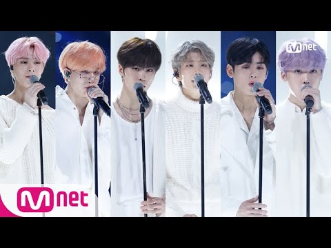 ASTRO - Bloom Comeback Stage  M COUNTDOWN 190117 EP602