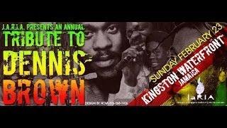 ★ ~ Vivian Jones & Lloyd Parks - We The People Band @Tribute To Dennis Brown Concert  -  JA.~ ★