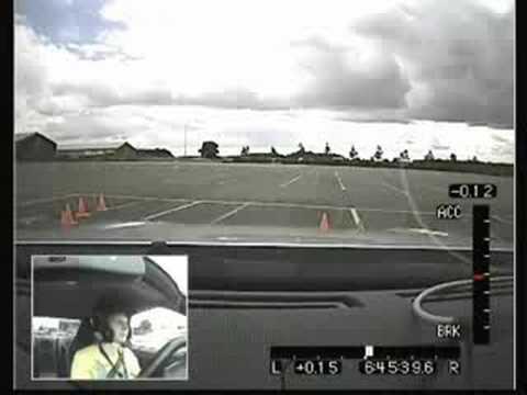 Nissan Race Academy GT-R sprint circuit