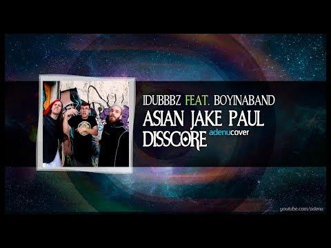 Asian Jake Paul - Metal Cover (idubbbz feat. boyinaband - DISSCORE)