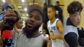 Julian Newman vs Jaythan Bosch REMATCH Was NOT Like It was Before! D-Rich TV Vlog