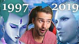 20 Years Later... | COMPARISON ► Final Fantasy 7 Remake Trailer Review