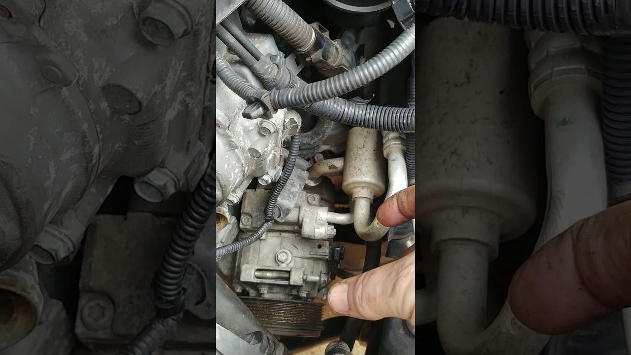 2007 2009hr nissan 350z starter motor removal youtube nissan 350z parts nissan 350z starter diagram [ 1280 x 720 Pixel ]