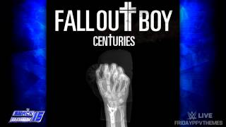 "WWE: SmackDown 15th Anniversary Promo Official Theme Song - ""Centuries"" By Fall Out Boy"