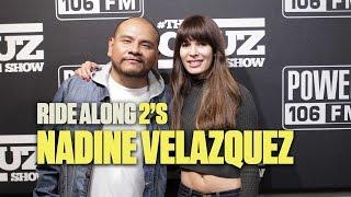 Ride Along 2's Nadine Velazquez On Full Frontal Nude Scene With Denzel Washington
