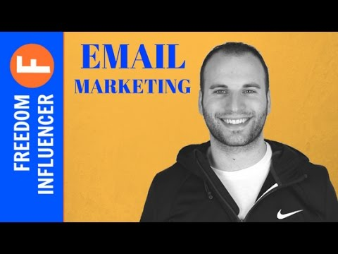 EMAIL MARKETING FOR BEGINNERS - WHAT YOU NEED TO KNOW!