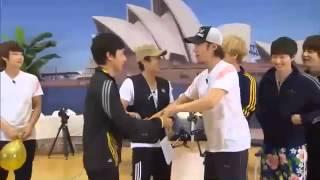 [日本語字幕] JinDy Kiss