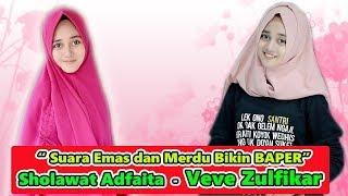 "[NEW] Merdu sekali Sholawat Terbaru Bikin BAPER ""Adfaita"" - Veve Zulfikar Feat Aulia Annisa Full HD"
