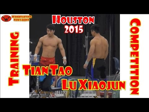 Lu Xiaojun & Tian Tao | Training & Competition | 2015 WWC Houston
