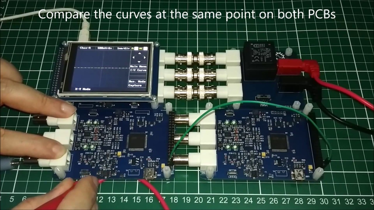 UCE-CT212 Curve Tracer for UCE-DSO212
