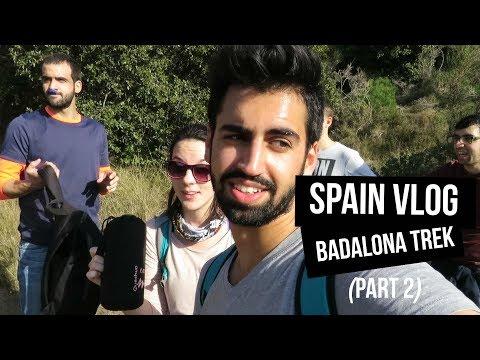 Spain: Vlog Part 2 (Badalona)