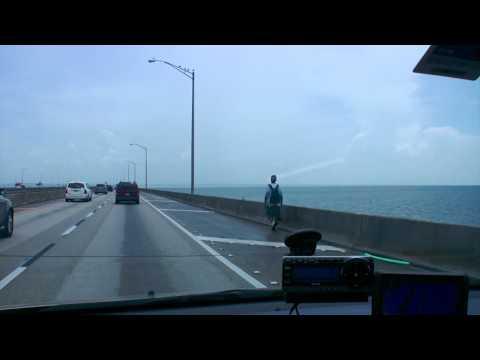 Bankhead Tunnel, I-10  Bridges. Mobile, AL - Destin, Fl