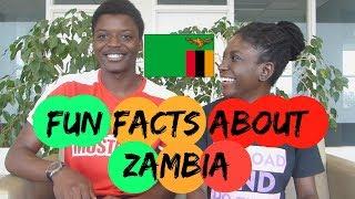 FUN FACTS ABOUT ZAMBIA| Fi Di Kulcha- Episode 7
