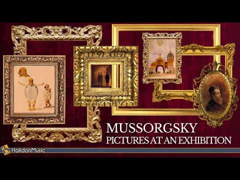 Mussorgsky: Pictures At An Exhibition (Arr. For Orchestra)