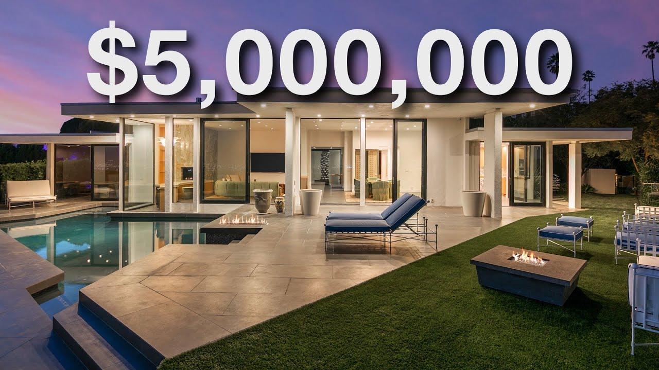 ELVIS PRESLEY'S 5 MILLION DOLLAR HOUSE TOUR