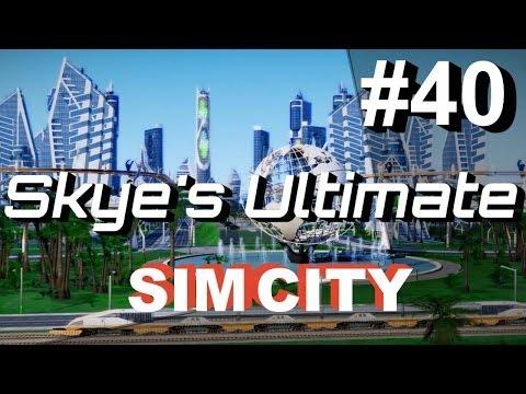 SimCity 5 (2013) #40 - Ultimate Cash Cow (5) Baseline - Skye's Let's Play SimCity