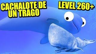 FEED & GROW: FISH - VOLANDO PORQUE NO QUEPO EN EL MAPA | Gameplay Español