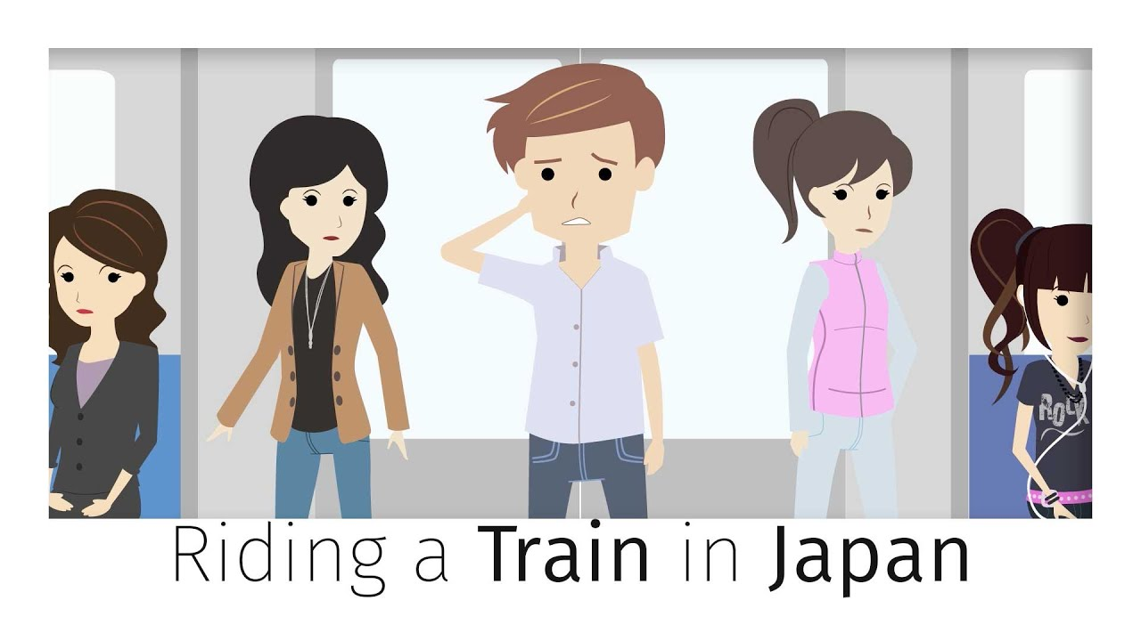 How to ride a train in Japan | Innovative Japanese Culture