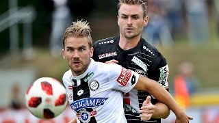 Highlights: Wolfsberger AC vs. SK Sturm Graz/ 1:1