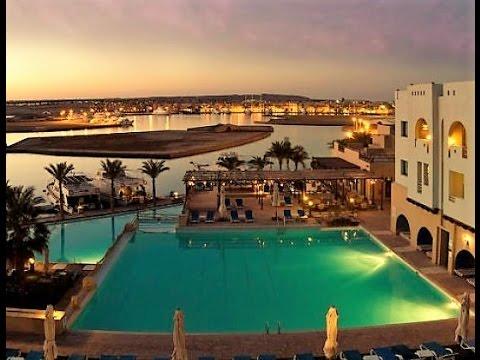 Hotel Marina Lodge Egipt Marsa Alam
