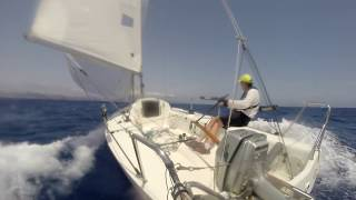 J80 Valentina solo training 18/07/2017