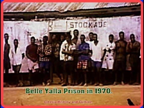 Belle Yellah Prison in 1970 .