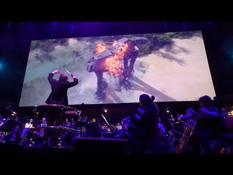 Michael Giacchino at 50 - Rogue One Suite at Royal Albert Hall London on 20/10/2017