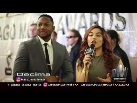 @UrbanGrindTV 36th Annual Chicago Music Awards Ceremony