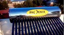 Phoenix Solar Water Heater ETC