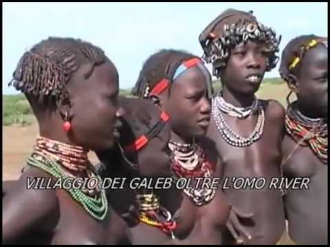The Ethnic Group Traditional In Africa - Tribal cultures and lifestyle