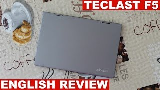 Review: Teclast F5 - Almost Perfect Budget Convertible