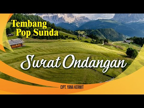 Tembang Pop Sunda - Surat Ondangan [ Official Video ]