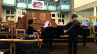 N215 Violin Solo - Grade 6 Verbunk and Friss: Invitation to the Dance (Hungarian Traditional)