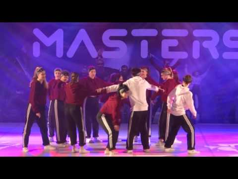 "TŠ R+P Brno - ""Jiggled"" - Czech dance Master - Morava, 2017"