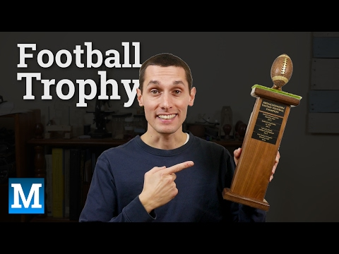 How to Make a Trophy